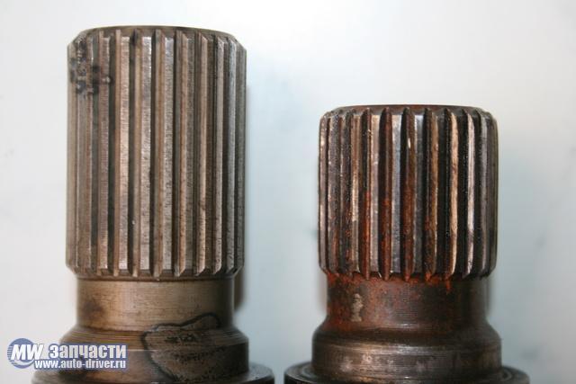 Удлинненый кардан Х5