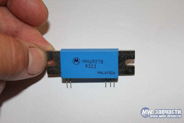электронные компоненты, Усилитель MHW927B