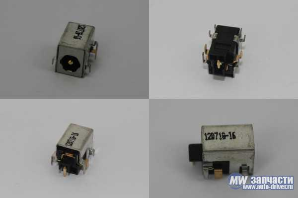 электронные компоненты, Разъем 2DC-G052-I02 (R86)
