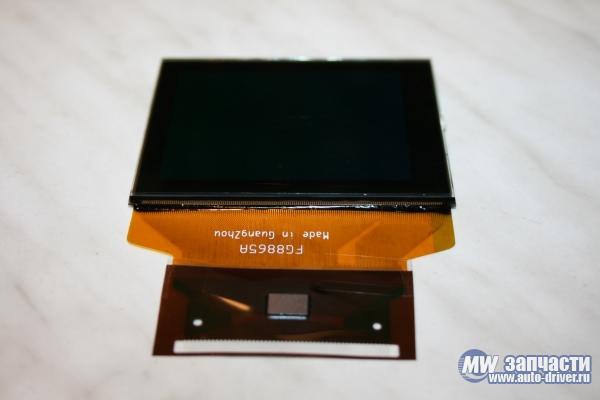 электронные компоненты, FIS дисплей Ауди А4, А6, S4