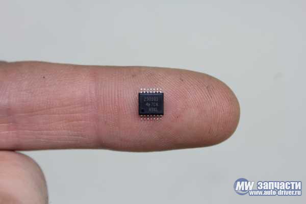 электронные компоненты,  Микросхема 290101