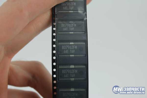 электронные компоненты, Микросхема BD7962FM