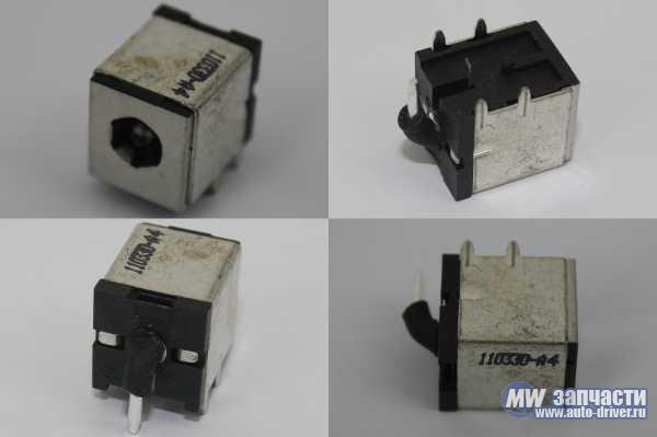 электронные компоненты, Разъем 2DC-G313-B01 (J14)