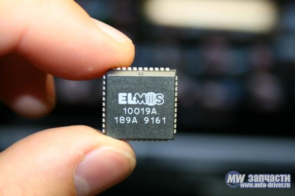 электронные компоненты, Микросхема ELMOS 10019A