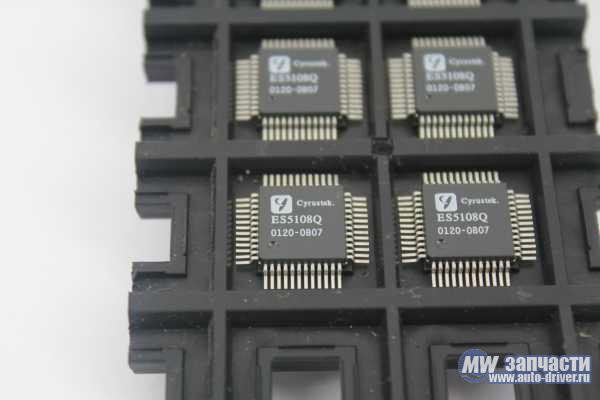 электронные компоненты, Микросхема ES5108Q