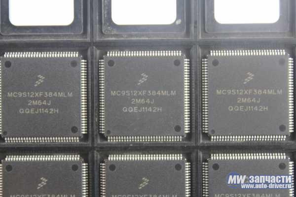 электронные компоненты, Микросхема MC9S12XF384MLM