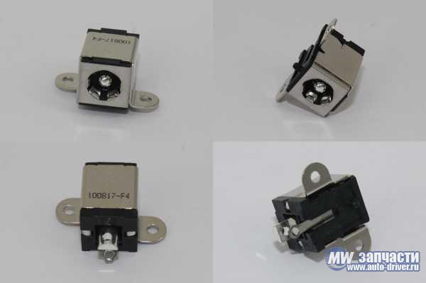 электронные компоненты, Разъем 2DC-G233B200 (RB7)