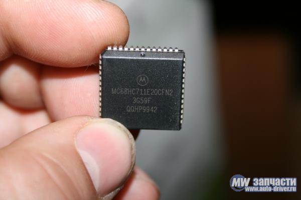 электронные компоненты, Motorola MC68HC711E20