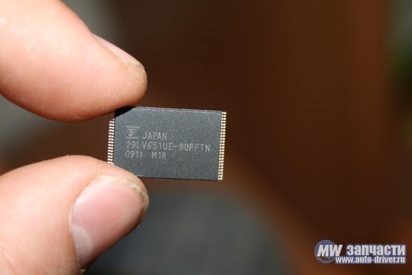 электронные компоненты, Флэш память 29LV651UE-90PFTN
