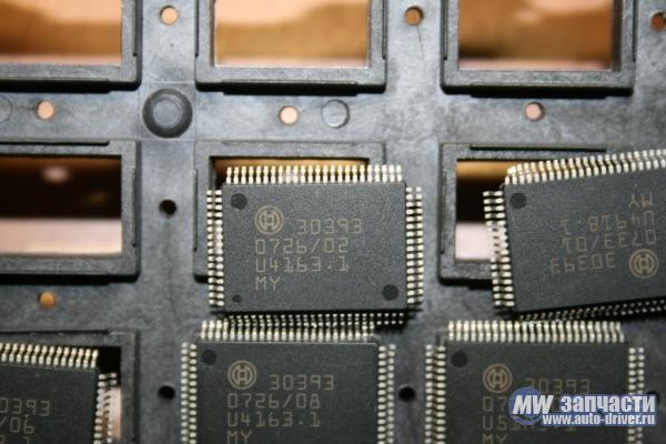 электронные компоненты, Микросхема 30393