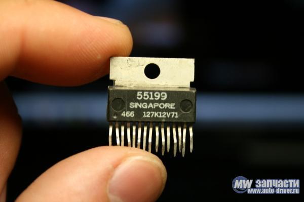 электронные компоненты, Микросхема 55199