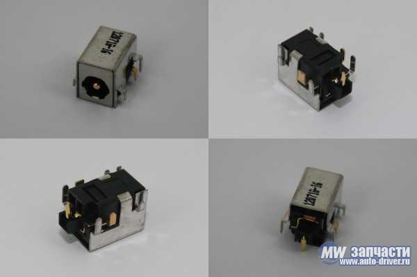 электронные компоненты, Разъем 2DC-G052-I01 (PJ-12SA)