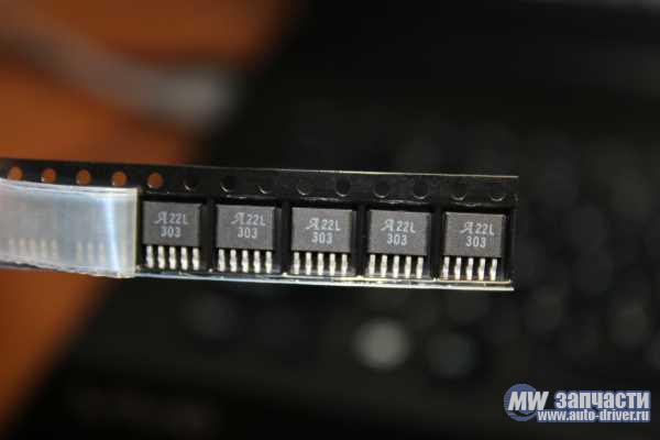 электронные компоненты, Датчик Холла A22L