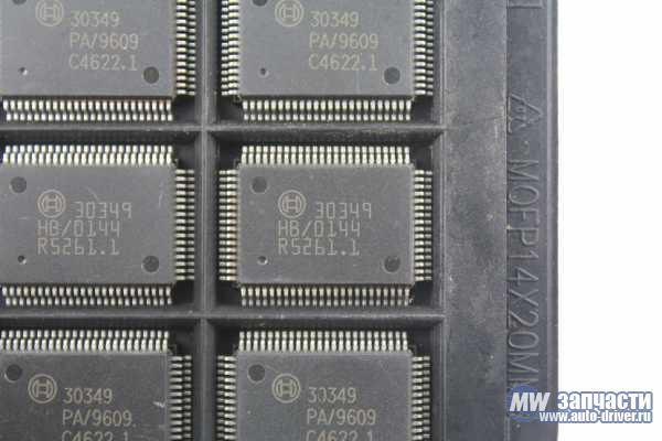 электронные компоненты, Микросхема Bosch 30349