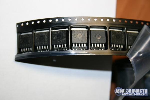 электронные компоненты, Микросхема BTS425L1