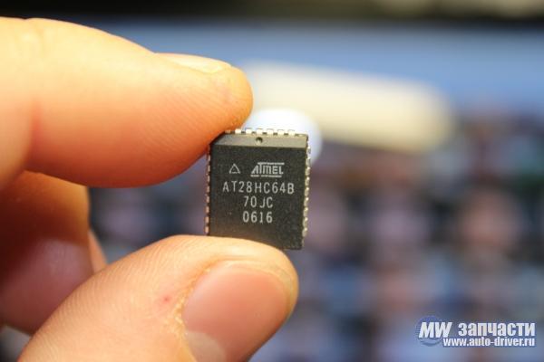 электронные компоненты, Микросхема AT28HC64B-70