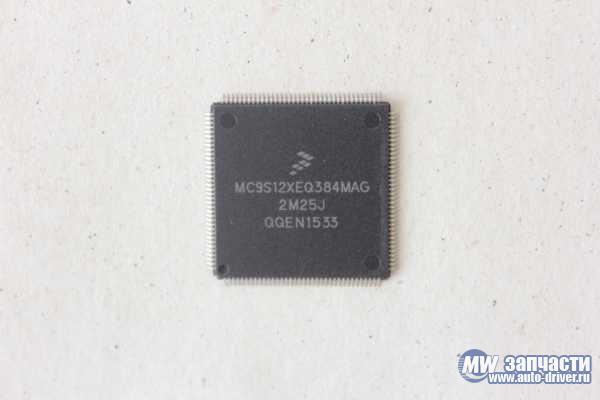 электронные компоненты, Микросзема MC9S12XEQ384MAG