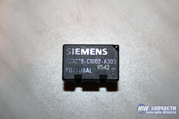 электронные компоненты, Реле V23078-C1002-A303