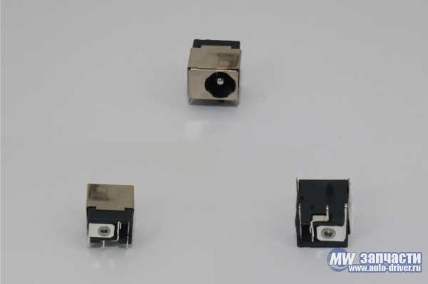 электронные компоненты, Разъем 2DC-G026-D01 (PJ-6SB)