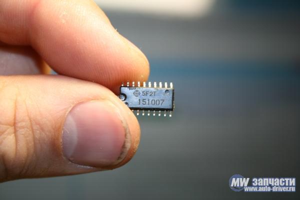 электронные компоненты, Микросхема 151007