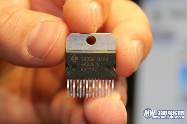 электронные компоненты, Микросхема 30358
