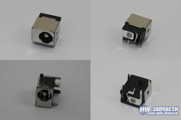 электронные компоненты, Разъем 2DC-G026-I09 (J07)