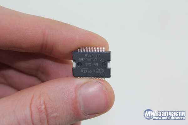 электронные компоненты, Микросхема L9145CE